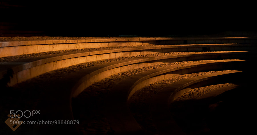 Amphitheatre by Saeed Gholami Shahbandi on 500px
