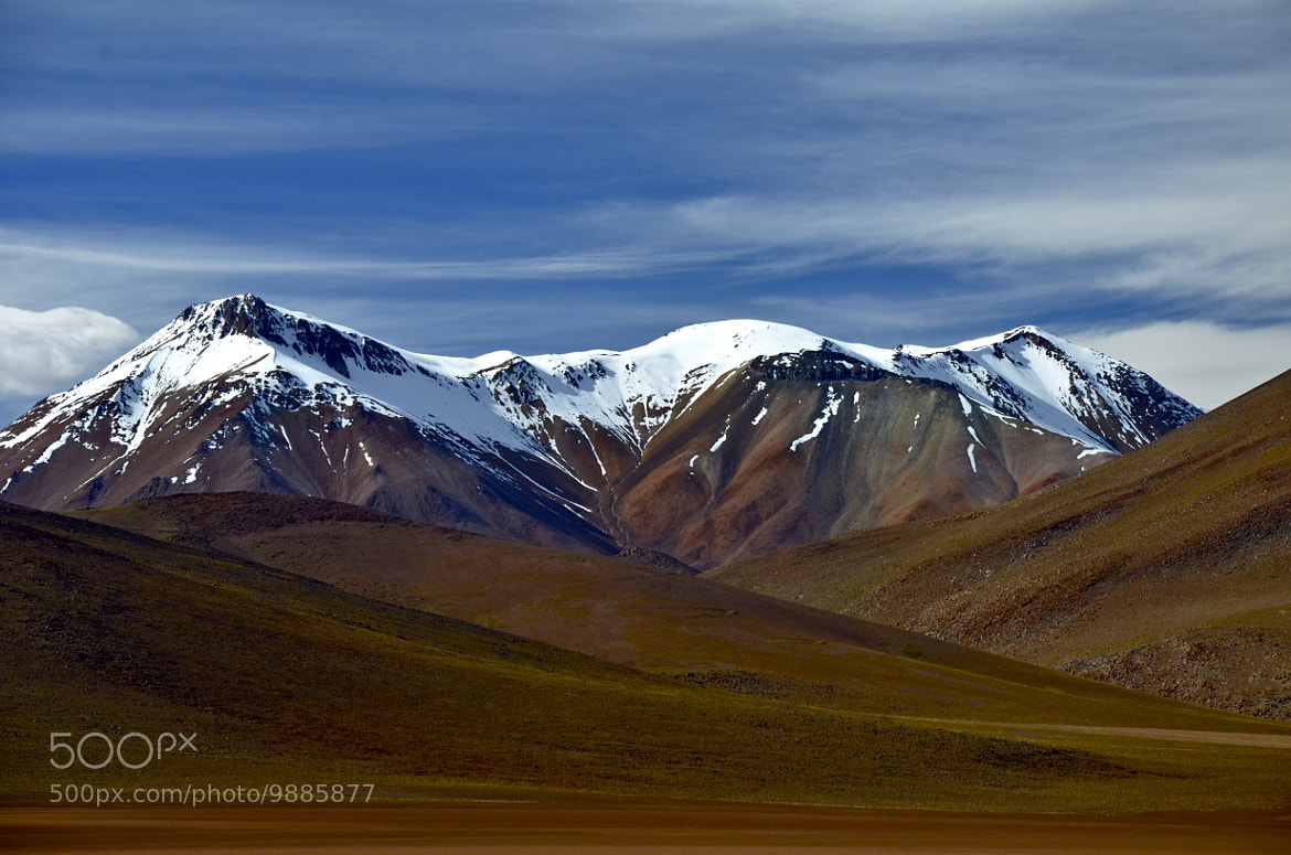 Photograph desert among volcanoes by Viktoria-and-Veniamin on 500px