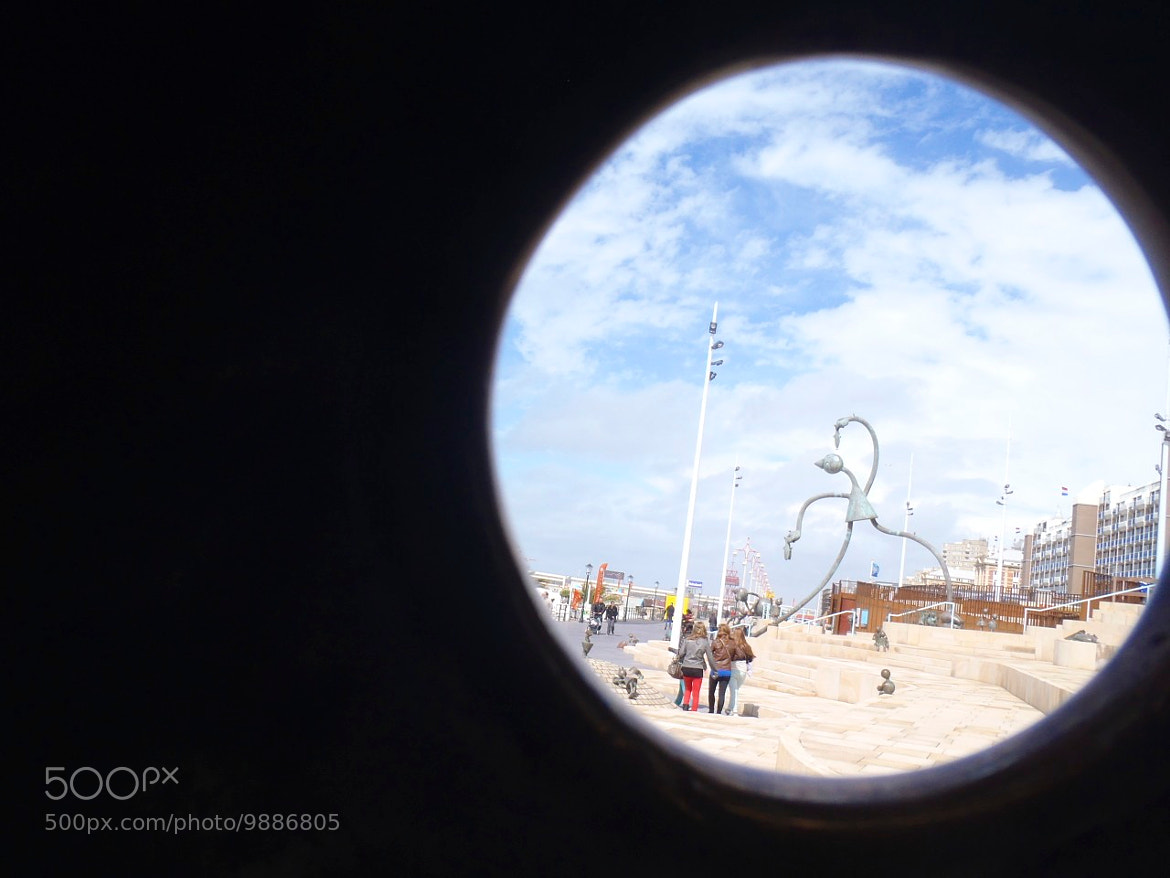 Photograph pinhole scheveningen by Mark van der Sluis on 500px