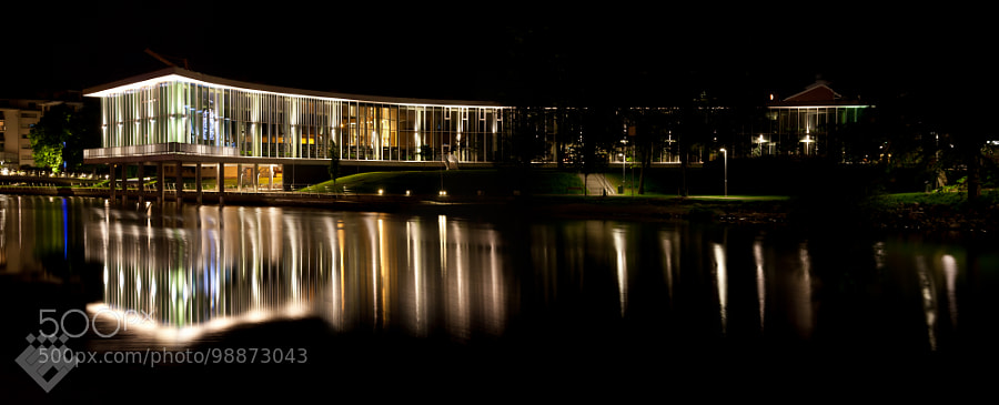 Library Panoramo by Saeed Gholami Shahbandi on 500px