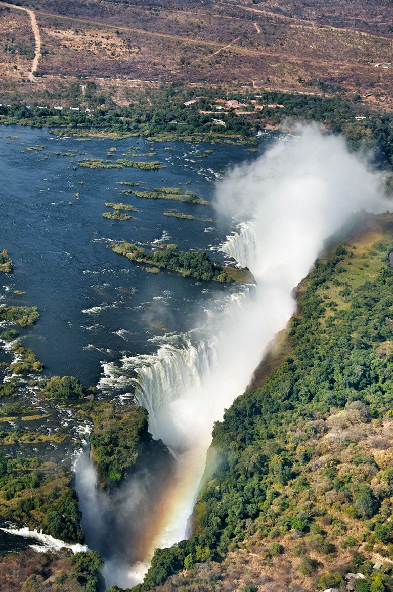 Photograph Victoria Falls by Federico Robertazzi on 500px