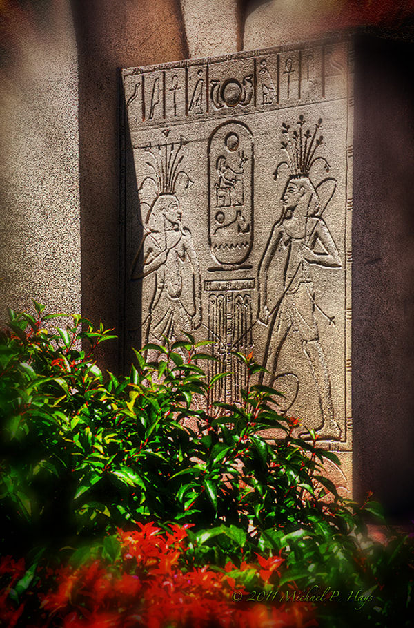 Photograph Egyptian Statue Art by Michael Hays on 500px