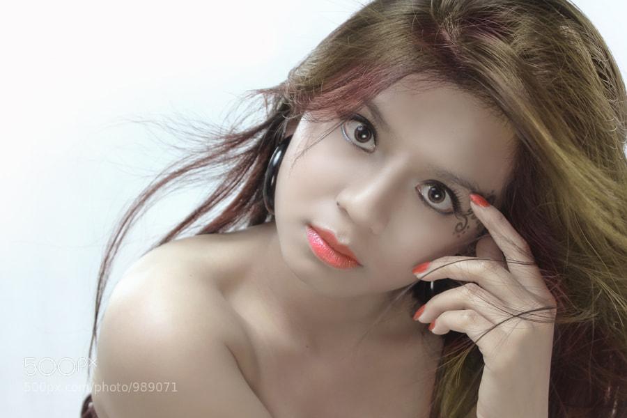Photograph Pretty Girl by fredy hariyetno on 500px