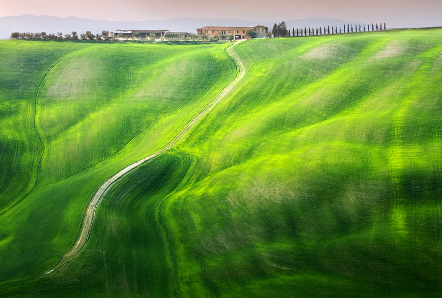 Photograph Zigzag by Marcin Sobas on 500px