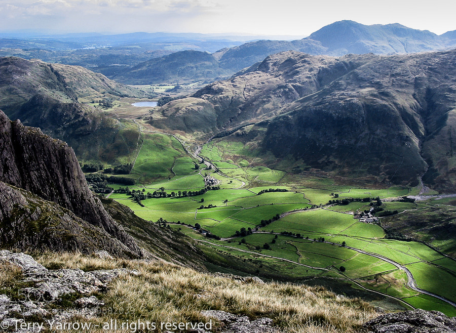 Photograph On the Langdale Pikes by Terry Yarrow on 500px