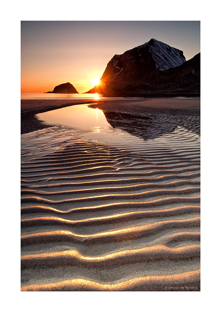 Photograph Haukland Beach by Christian Ringer on 500px