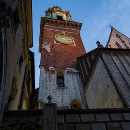 Wawel's tower