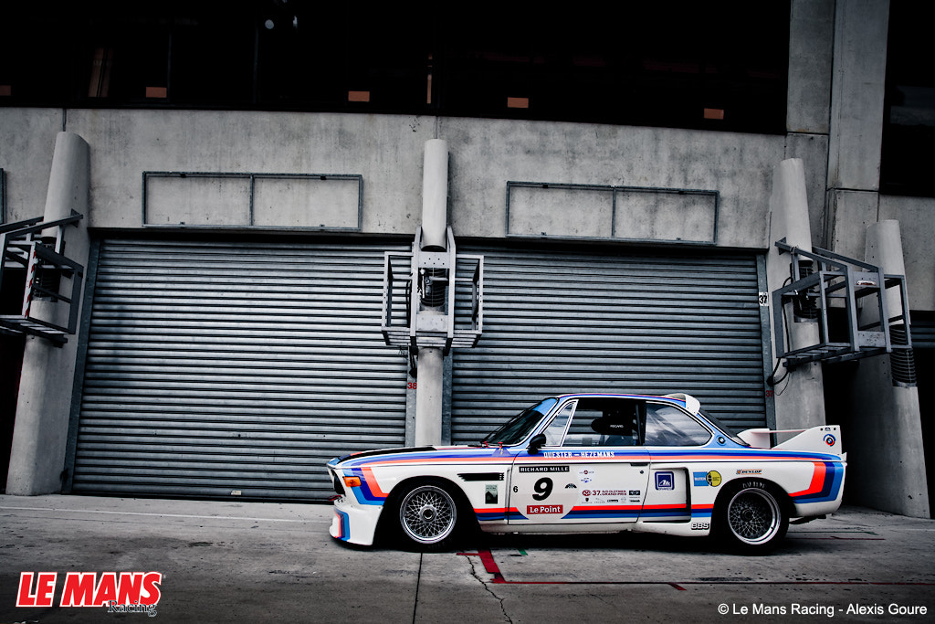 Photograph Le Mans Classic 2012 by Alexis Goure on 500px