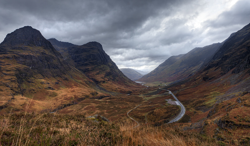 Photograph Patchwork Glencoe by McGarva Photography on 500px