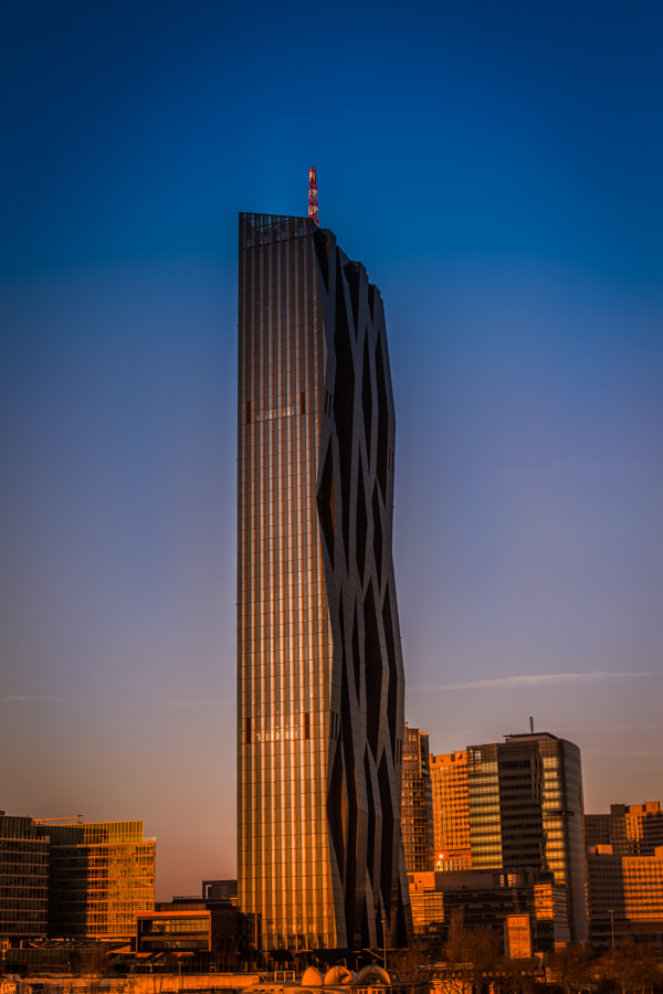 Photograph DC Tower Vienna by Thomas on 500px