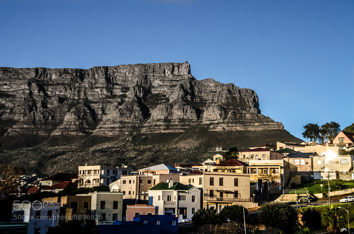 Photograph Table mountain  by Abdulmajeed BinAfif on 500px