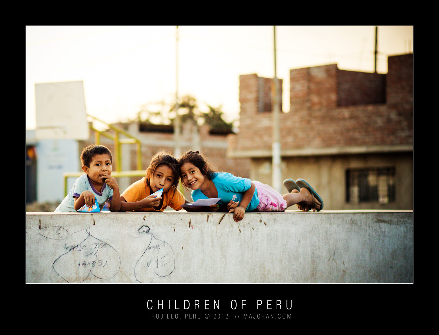 Photograph Children of Peru by Ray Majoran on 500px
