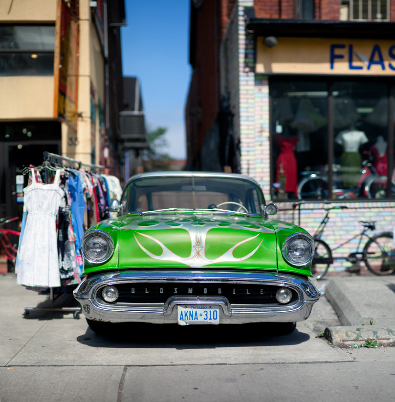 Photograph Oldsmobile by Miles Storey on 500px