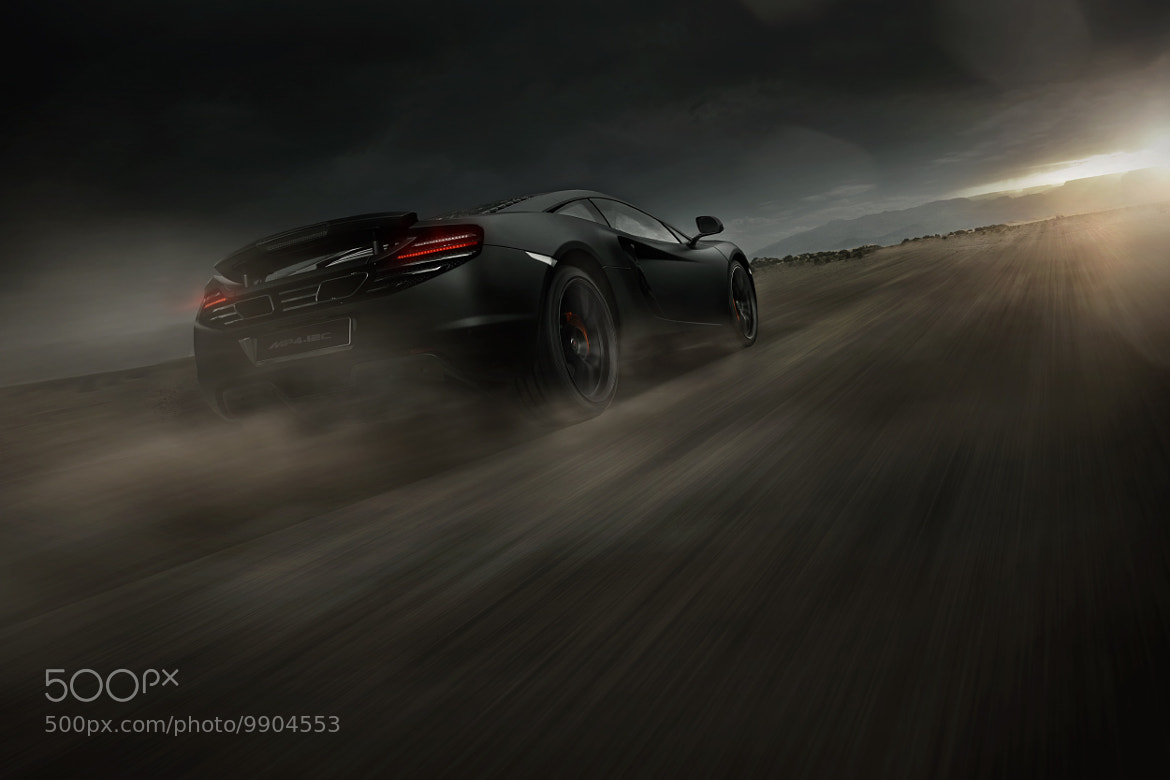 Photograph McLaren MP4-12C by Frederic Schlosser on 500px