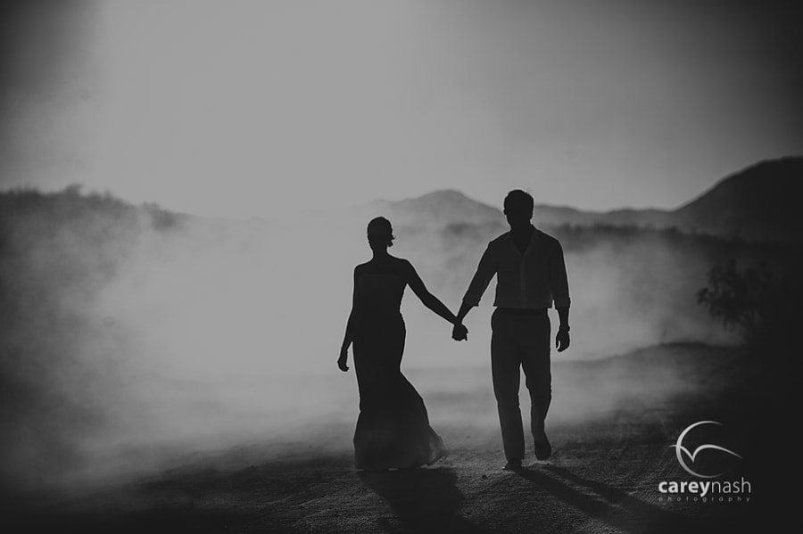 Photograph Trash the Dress Cabo by Carey Nash on 500px