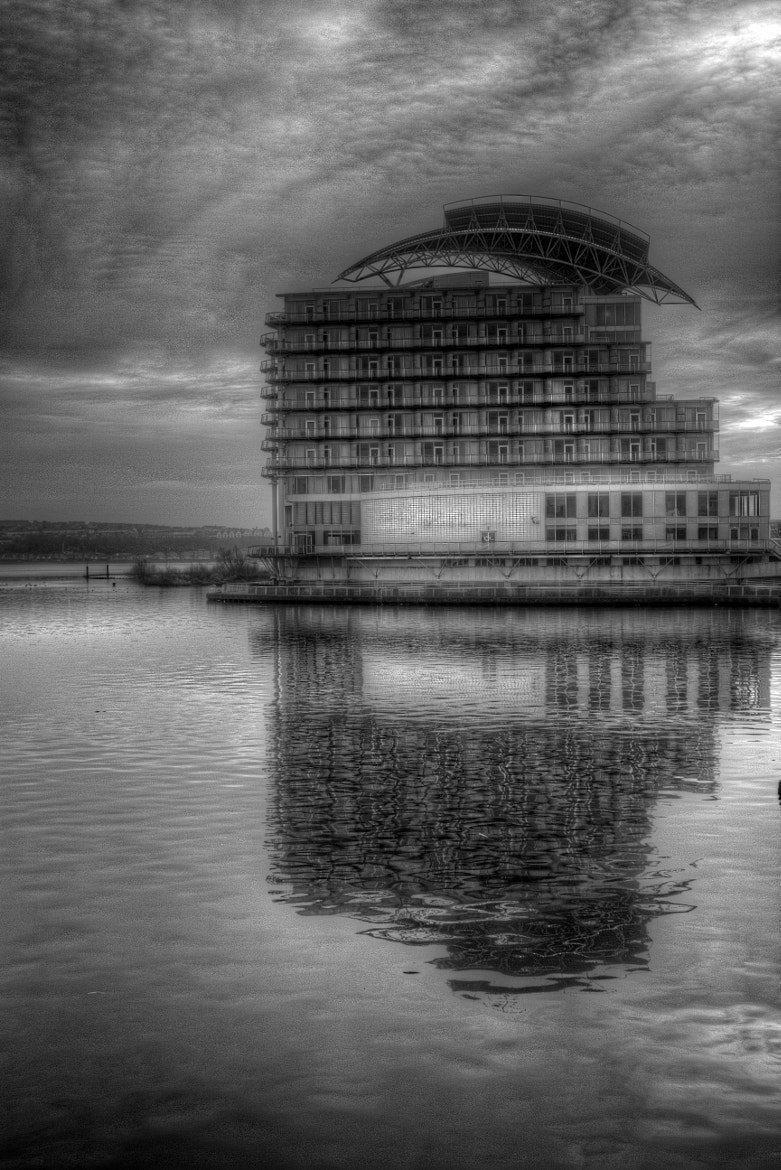 Photograph Cardiff Bay by Pete Griffiths on 500px
