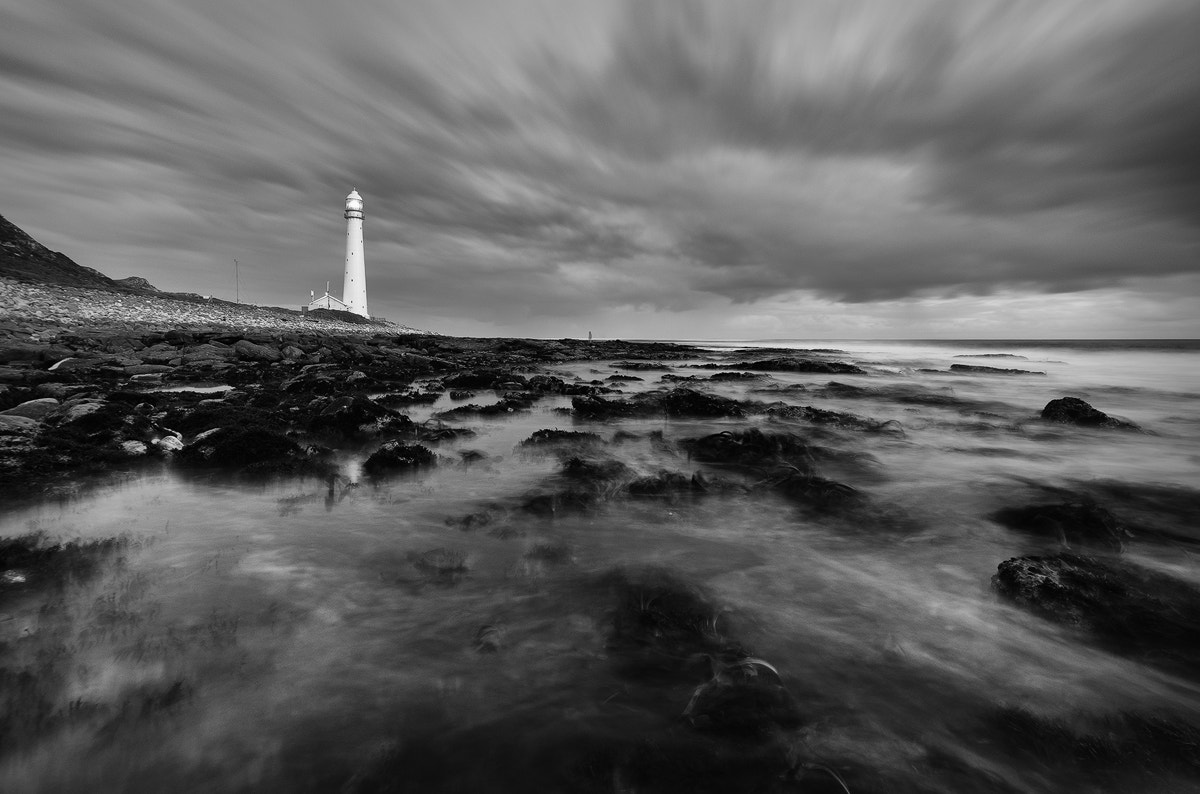 Photograph Slangkop Lighthouse by Michael Morris on 500px