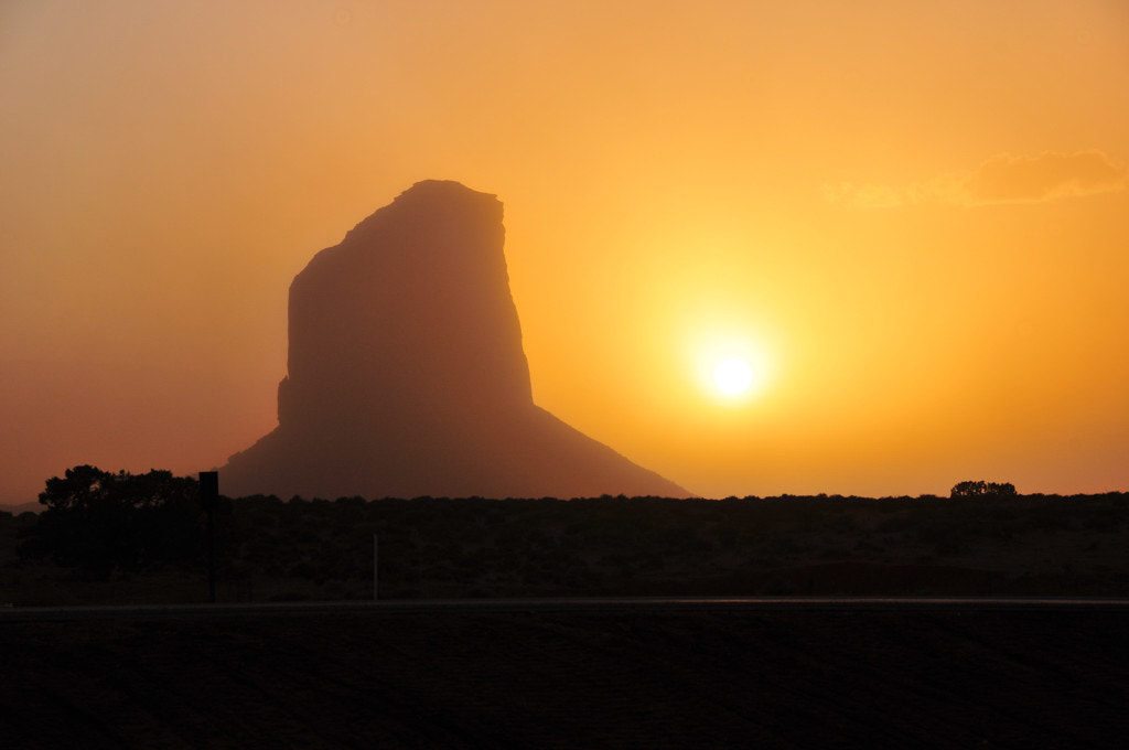 Photograph Monument Valley Sunset by Rob Johnson on 500px