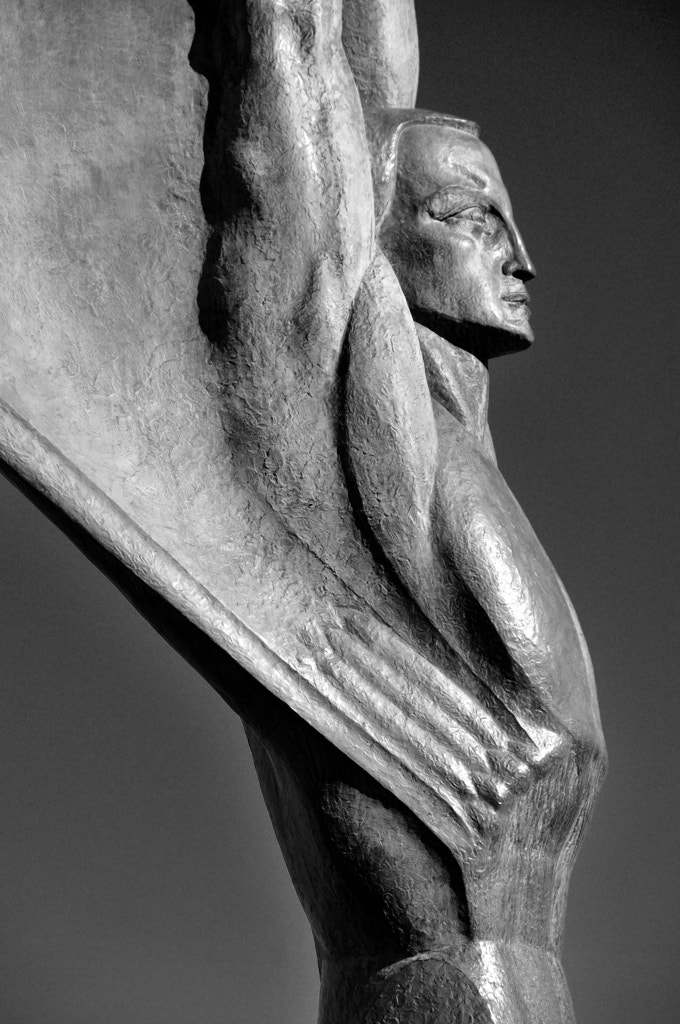 Photograph Winged Figure of the Republic by Rob Johnson on 500px