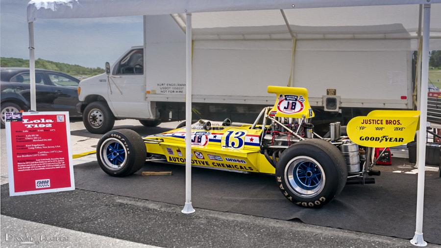 1971 Lola T192 Formula 5000 - 2014 VARAC-1
