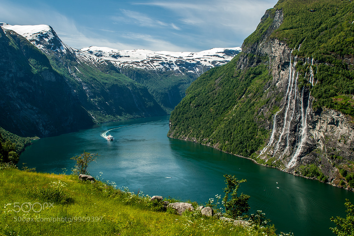 Photograph The Beauty of Fjords by Piotr Didyk on 500px