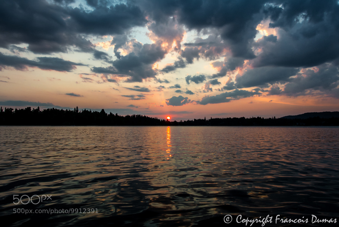 Photograph Sunset by Frank Dumas on 500px