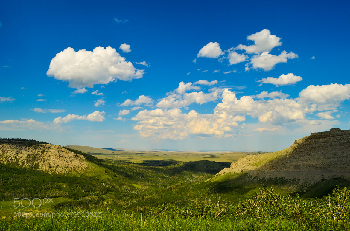 Photograph Big Sky Country by Josiah Cockerill on 500px