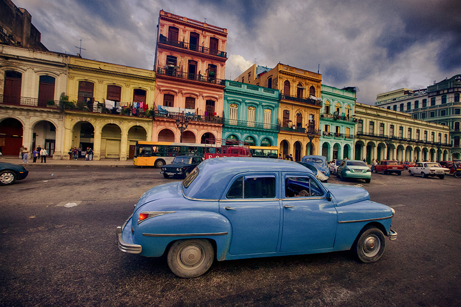 Havana by Turgut Kirkgoz on 500px.com