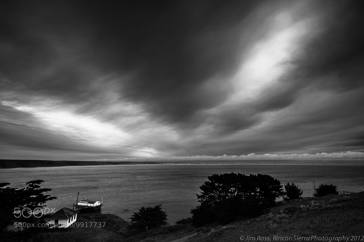 Photograph Brewing Skies Over Drakes Bay!!! by Jim Ross on 500px