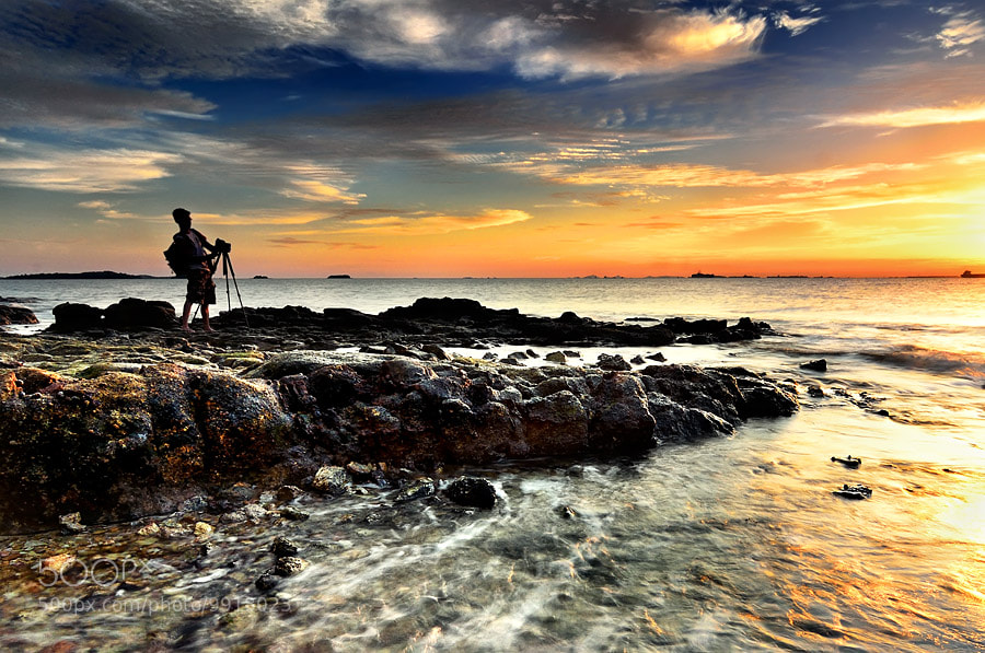 Photograph Landscaper by Ade Rinaldi on 500px