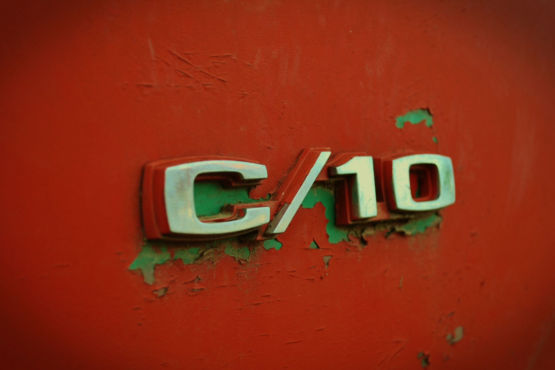 Photograph c10 emblem by Wesley  Southerly on 500px