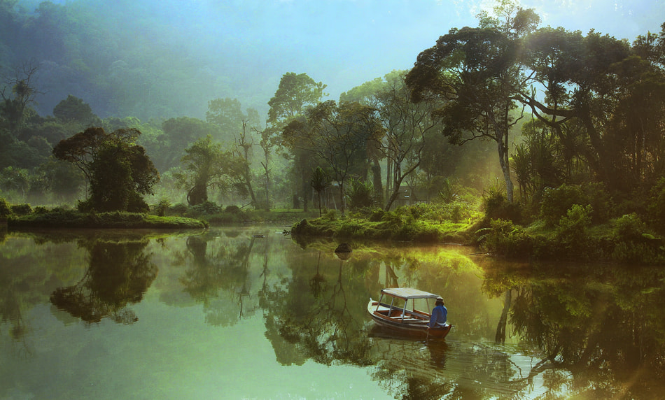 Photograph Morning Calm by Hari Wiyadi on 500px