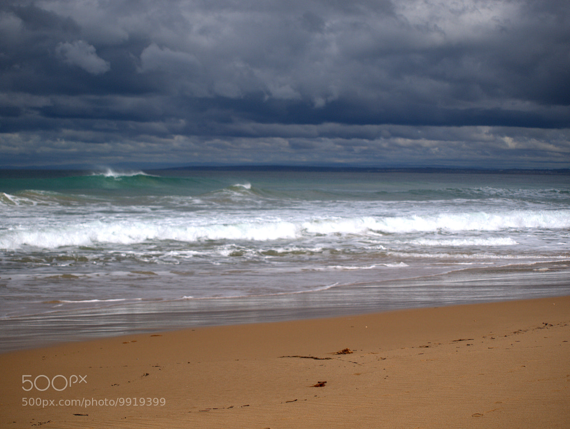 Photograph Storm at Sea by di  northey on 500px