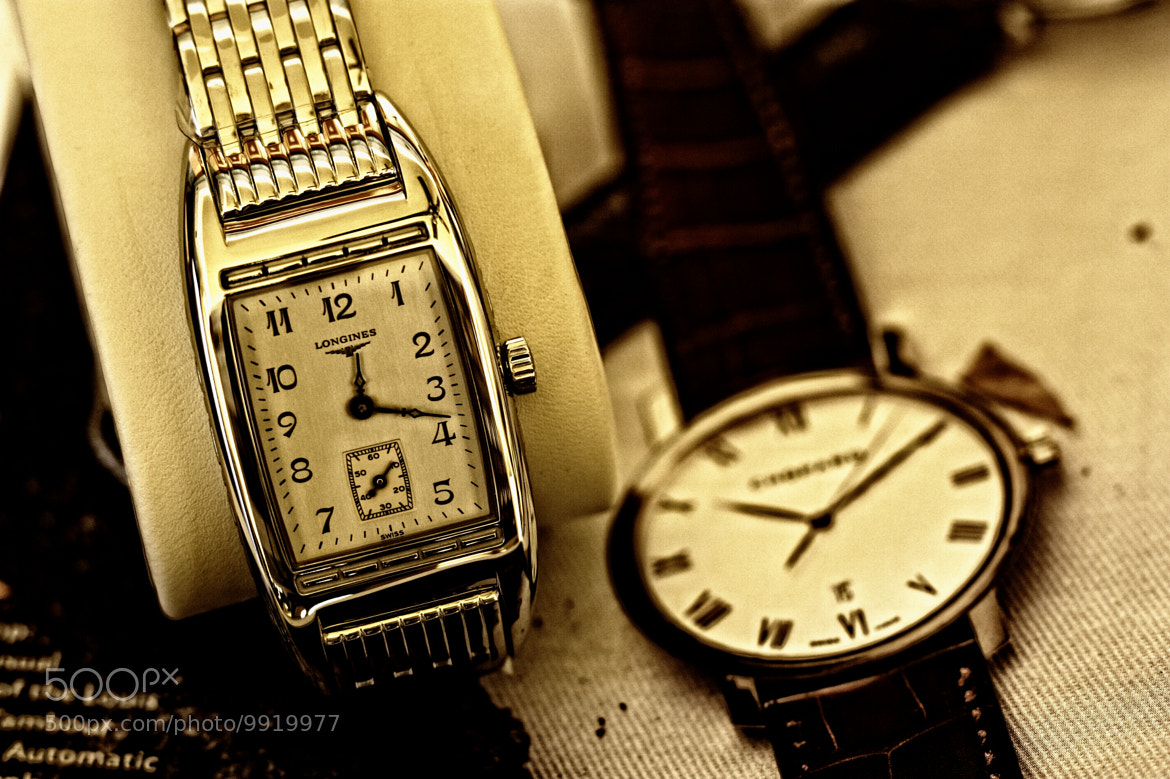 Photograph timepiece by Eddie Cheng on 500px