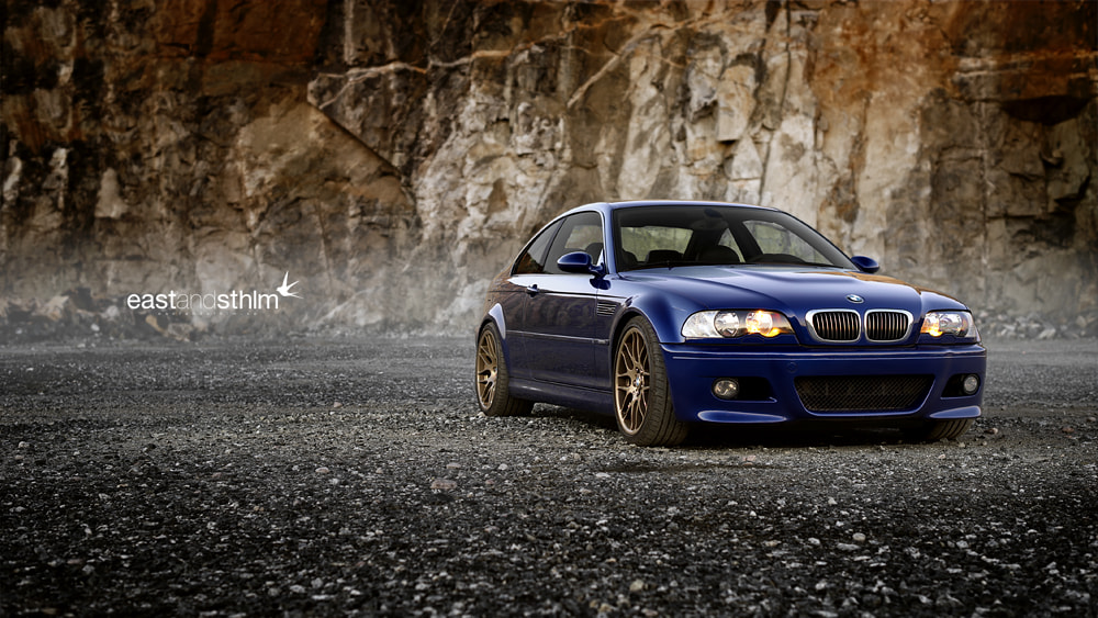 Photograph m3 e46 competition by eastandsthlm  on 500px