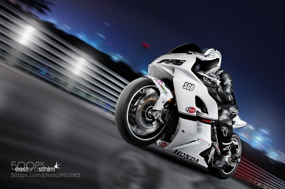 Photograph cbr racebike by eastandsthlm  on 500px