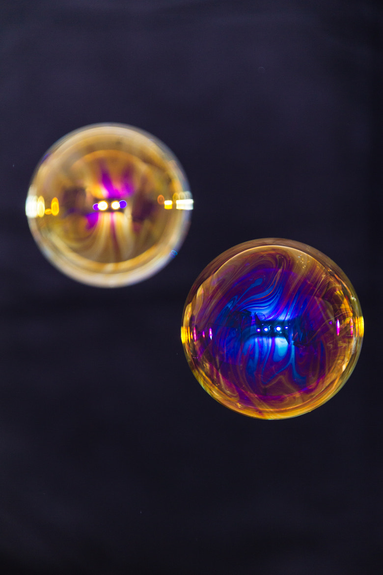 Photograph More Bubbles by Simon Hayhurst on 500px