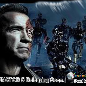 Постер, плакат: Terminator watch movies online, холст на подрамнике