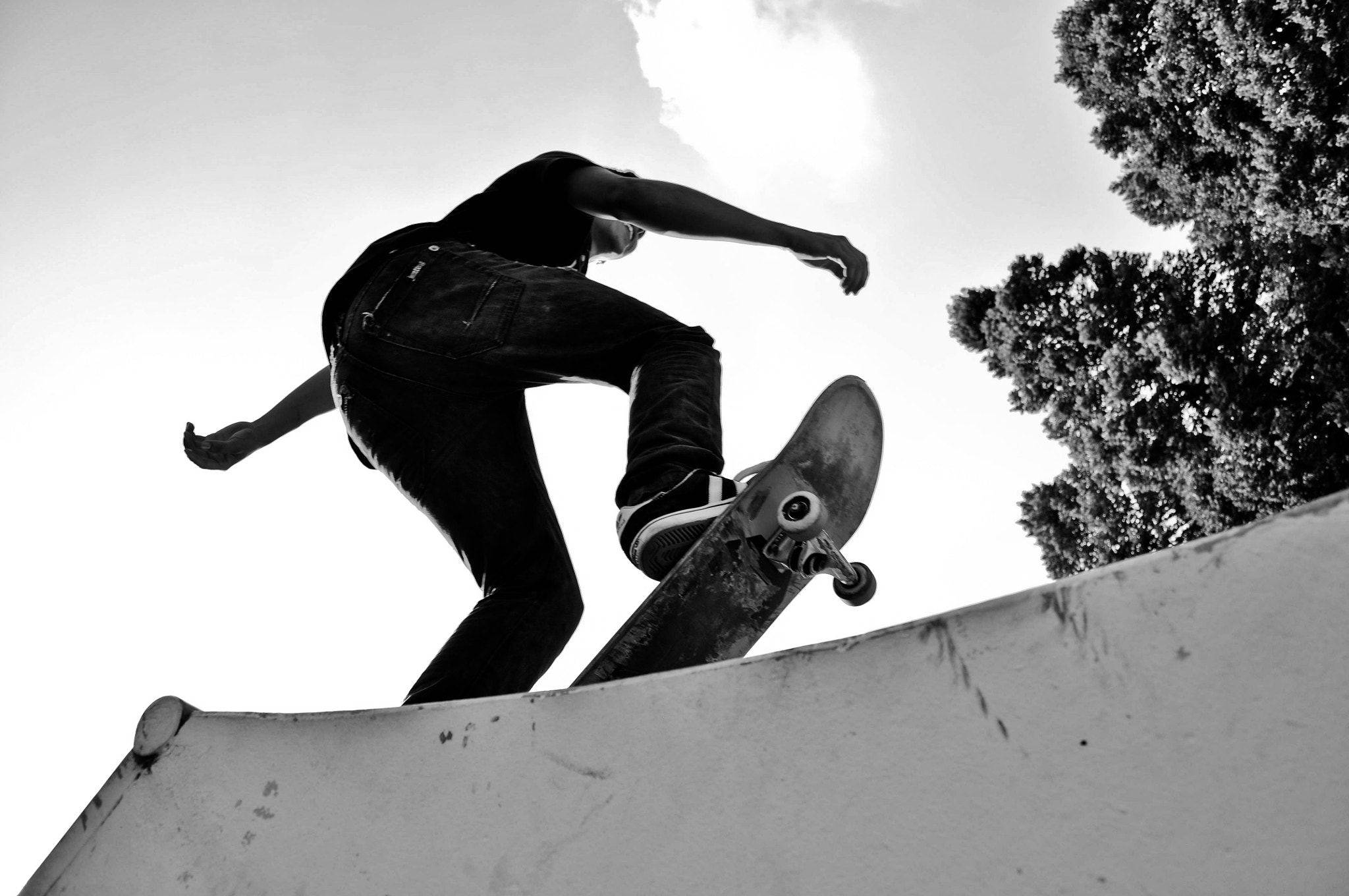 Photograph Skateboarding by Alyse on 500px