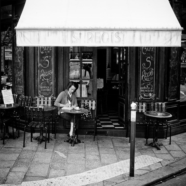 Photograph The writer by Laurent DUFOUR on 500px