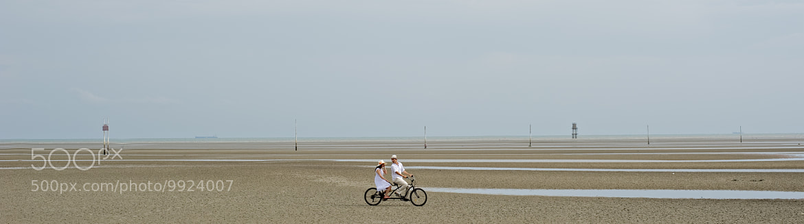 Photograph Riding on the beach. by Nazir Azhari on 500px