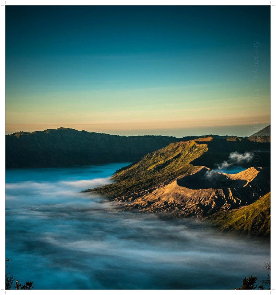 Photograph Smoking Bromo  by leanna Chong on 500px