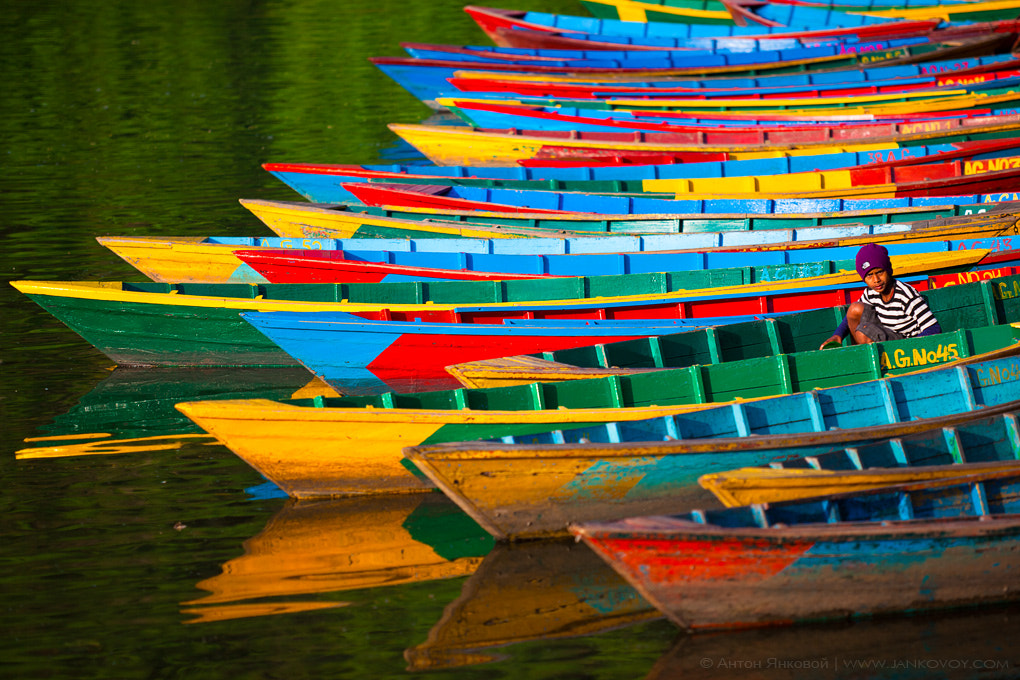 Photograph Colorful Moorage by Anton Jankovoy on 500px