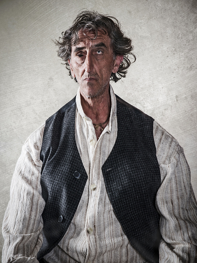 Portrait of Painter Busònero