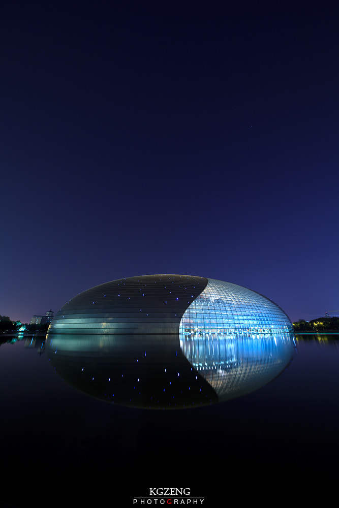 Photograph NCPA in Beijing by KG Zeng on 500px