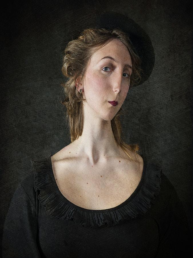 Portrait of Sara Chernova