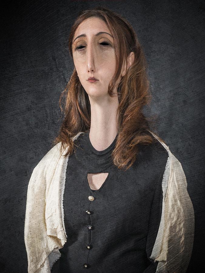 Portrait of Lara