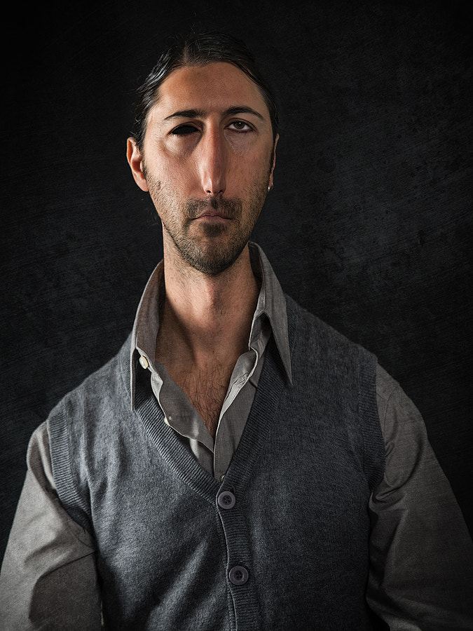 Portrait of Valerio Rossi