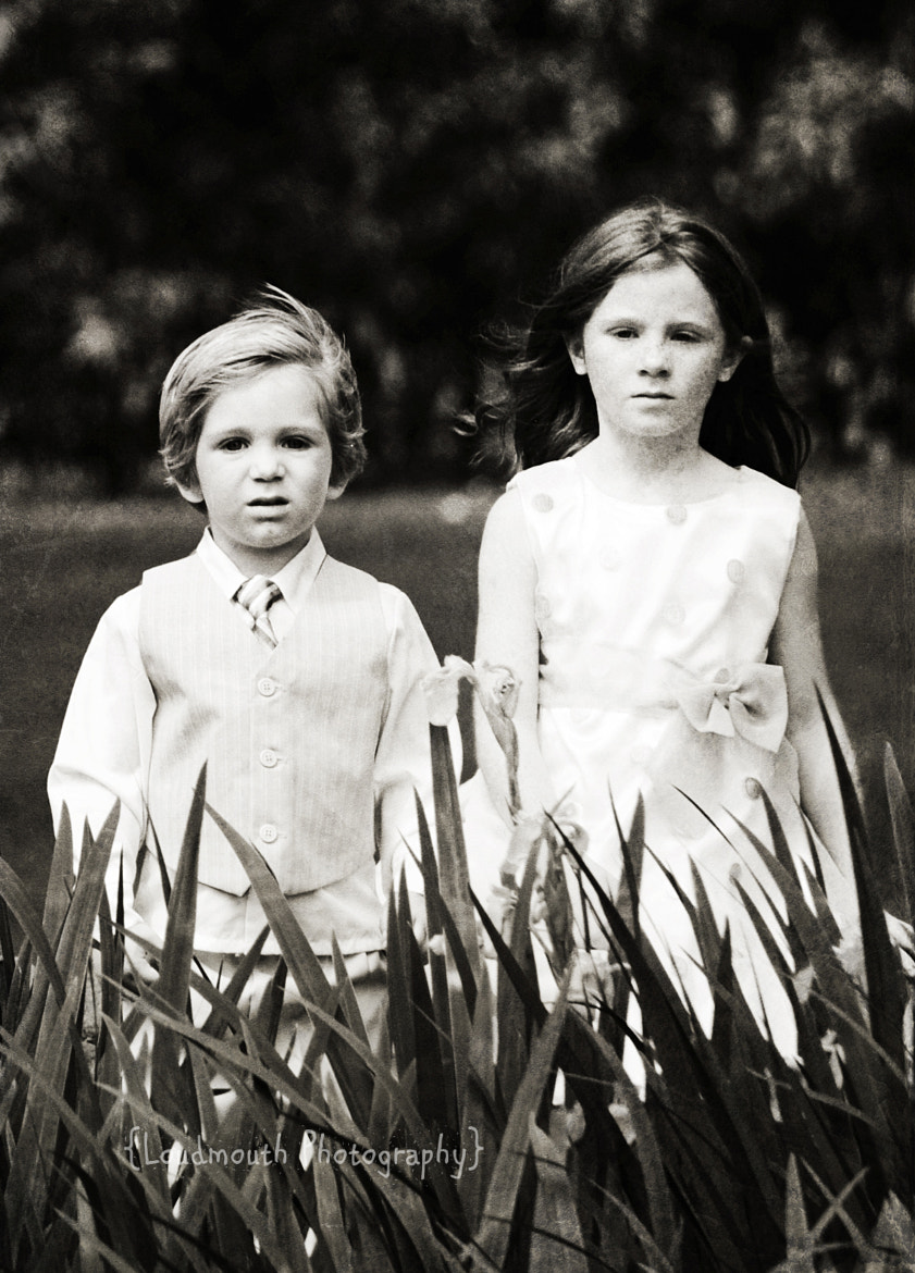 Photograph Children of the corn? by Brandy A on 500px