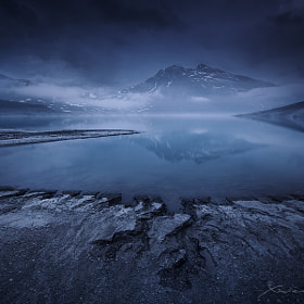 Blue dusk by Xavier Jamonet (XavierJamonet)) on 500px.com